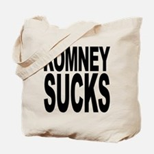 Romney Sucks Tote Bag