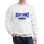 Instant Swimmer Sweatshirt