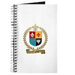 VIGNEAU Family Crest Journal