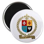VIGNEAU Family Crest Magnet