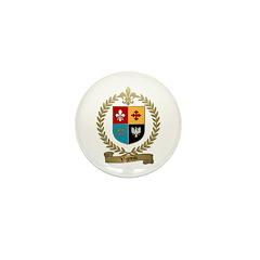 VIGNEAU Family Crest Mini Button (100 pack)