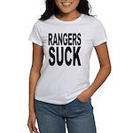 Rangers Suck Women's T-Shirt