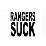 Rangers Suck Postcards (Package of 8)
