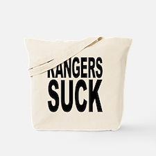 Rangers Suck Tote Bag
