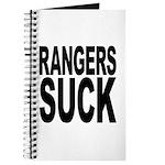 Rangers Suck Journal