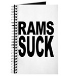 Rams Suck Journal