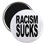 Racism Sucks Magnet
