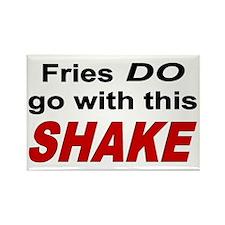 Shake Rectangle Magnet (10 pack)