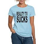Reality TV Sucks Women's Light T-Shirt