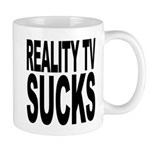 Reality TV Sucks Mug
