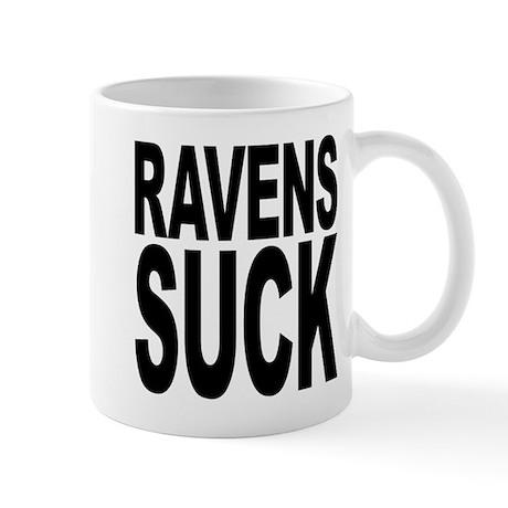 Ravens Suck Mug