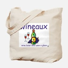 Wineaux Tote Bag
