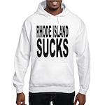 Rhode Island Sucks Hooded Sweatshirt