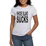 Rhode Island Sucks Women's T-Shirt