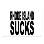 Rhode Island Sucks Postcards (Package of 8)