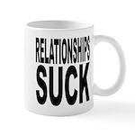 Relationships Suck Mug