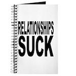Relationships Suck Journal