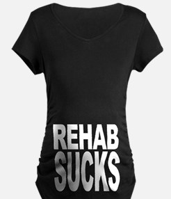 Rehab Sucks T-Shirt