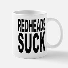 Redheads Suck Mug