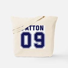 Patton 09 Tote Bag