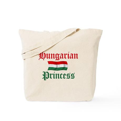 Hungarian Princess 2 Tote Bag