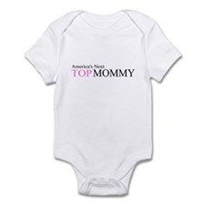 America's Next Top Mommy Infant Bodysuit