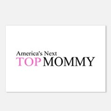 America's Next Top Mommy Postcards (Package of 8)