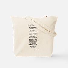 Bona Na Croin Tote Bag