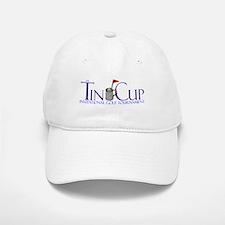 Vintage Logo Tin Cup Baseball Baseball Cap