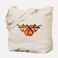 Celtic Cats Tote Bag