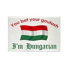 Hungarian Goulash 2 Rectangle Magnet
