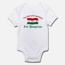 Hungarian Goulash 2 Infant Bodysuit