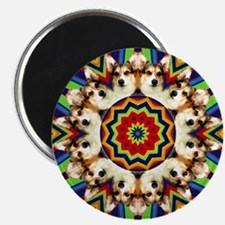 Colorful Kip Magnet