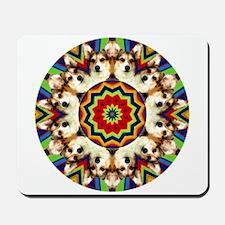 Colorful Kip Mousepad