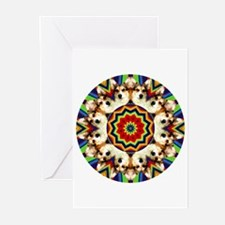 Colorful Kip Greeting Cards (Pk of 10)