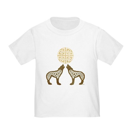 Howling Wolves Toddler T-Shirt