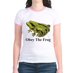 Obey The Frog T