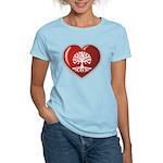 Heart Genealogy Women's Light T-Shirt