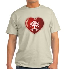 Heart Genealogy T-Shirt