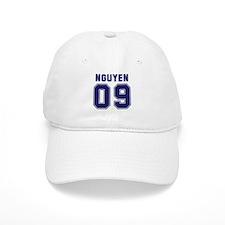 Nguyen 09 Baseball Cap