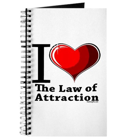 Love the Law of Attraction Journal