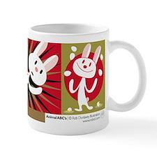 R is for Rabbit Mug
