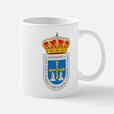 Oviedo - ASTURIAS Mugs