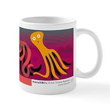 O is for Octopus Mug