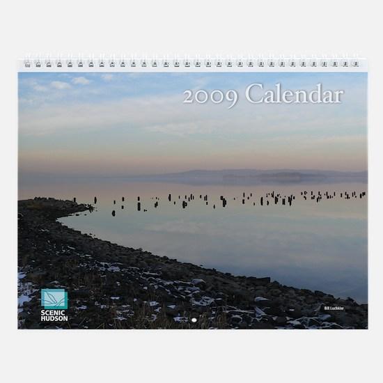 2009 Scenic Hudson Wall Calendar