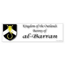 al-Barran Device Bumper Bumper Sticker