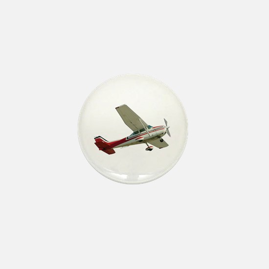 Solo Flight Mini Button