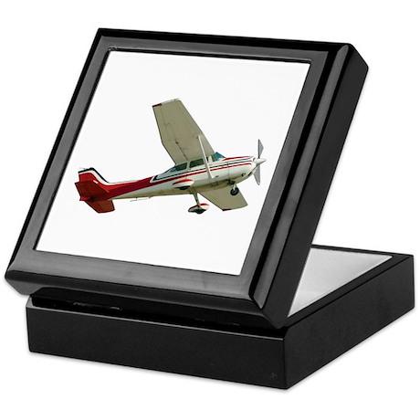Solo Flight Keepsake Box