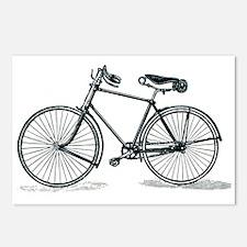 Old Bike (M) Postcards (Package of 8)