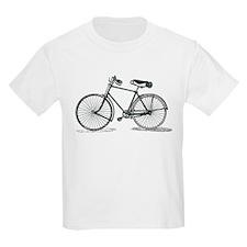 Old Bike (M) T-Shirt